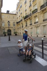 Paris with toddlers 8eme & 16eme