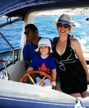 Island hopping holidays with kids