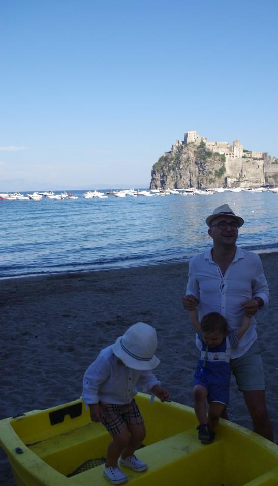 Italian coast: Ischia