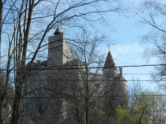 One week itinerary Romania - Bran castle