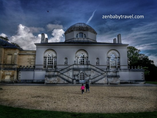 Open House london guide with kids: Chiswick House