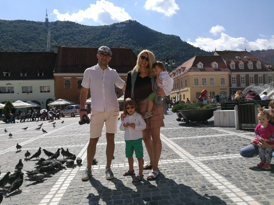Romanian itinerary - Brasov
