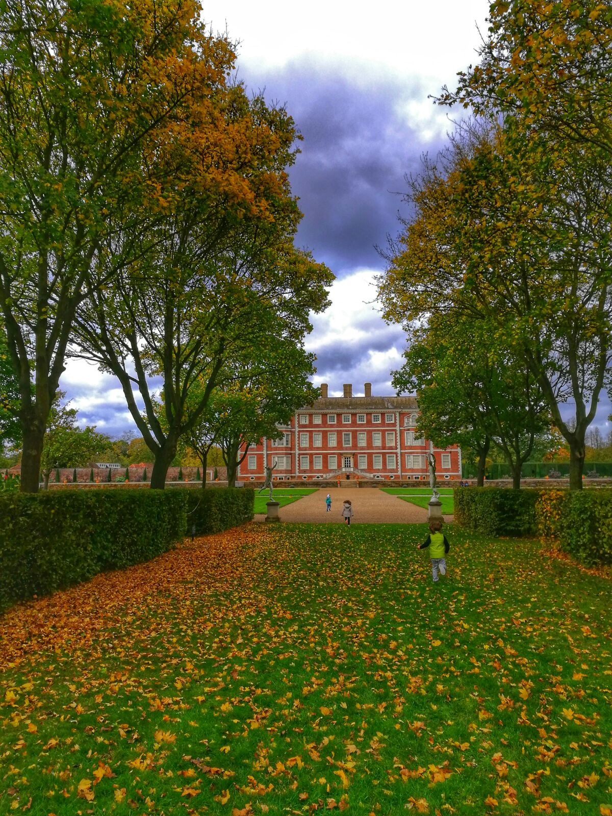 #CulturedKids October: Ham House London
