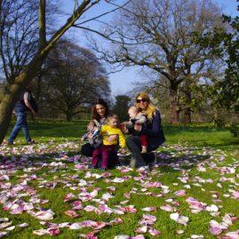 Visit Kew Gardens spring