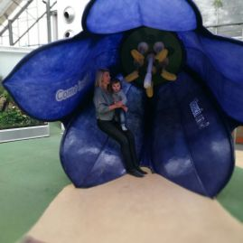 Visit Kew Gardens with kids: playground