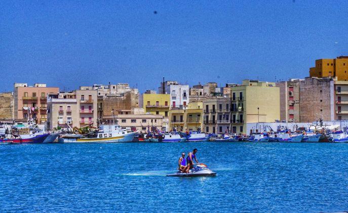 Italian coast: Sicily