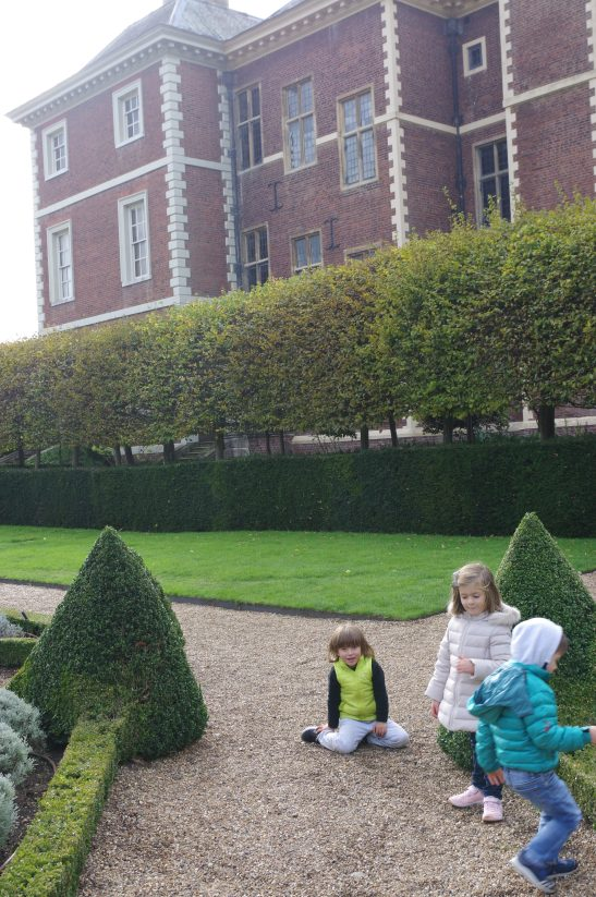 Ham House London - autumnal splendours and Halloween fun