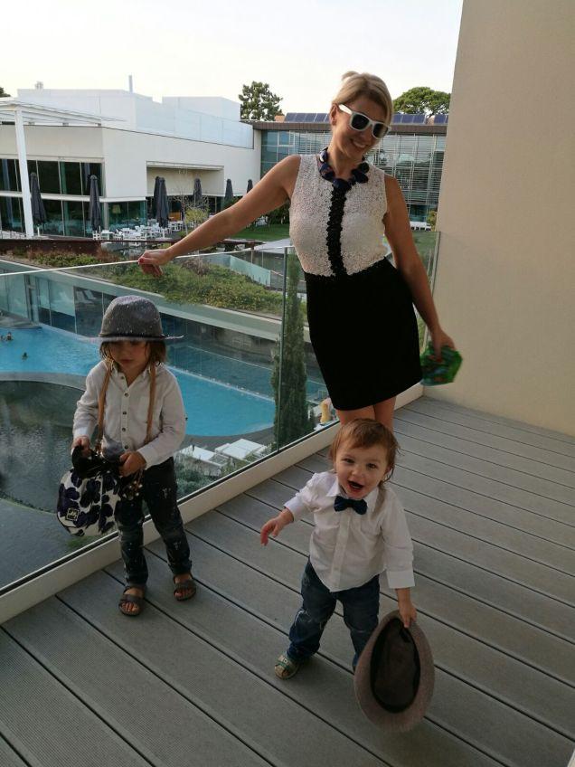 Martinhal Cascais reviews- balcony