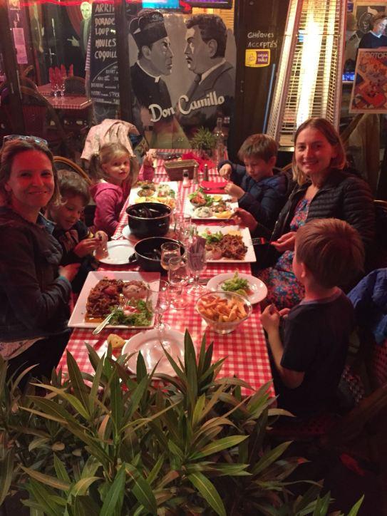 Provence dinner