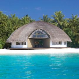 Angsana Velavaru Maldives conservation centre