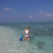 toddler travel essentials Maldives