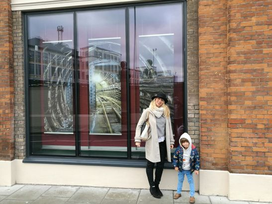 London museums for kids - Postal Museum