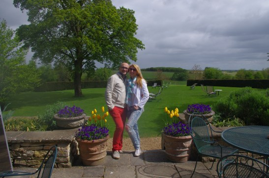 Valentines with kids UK Calcot Manor