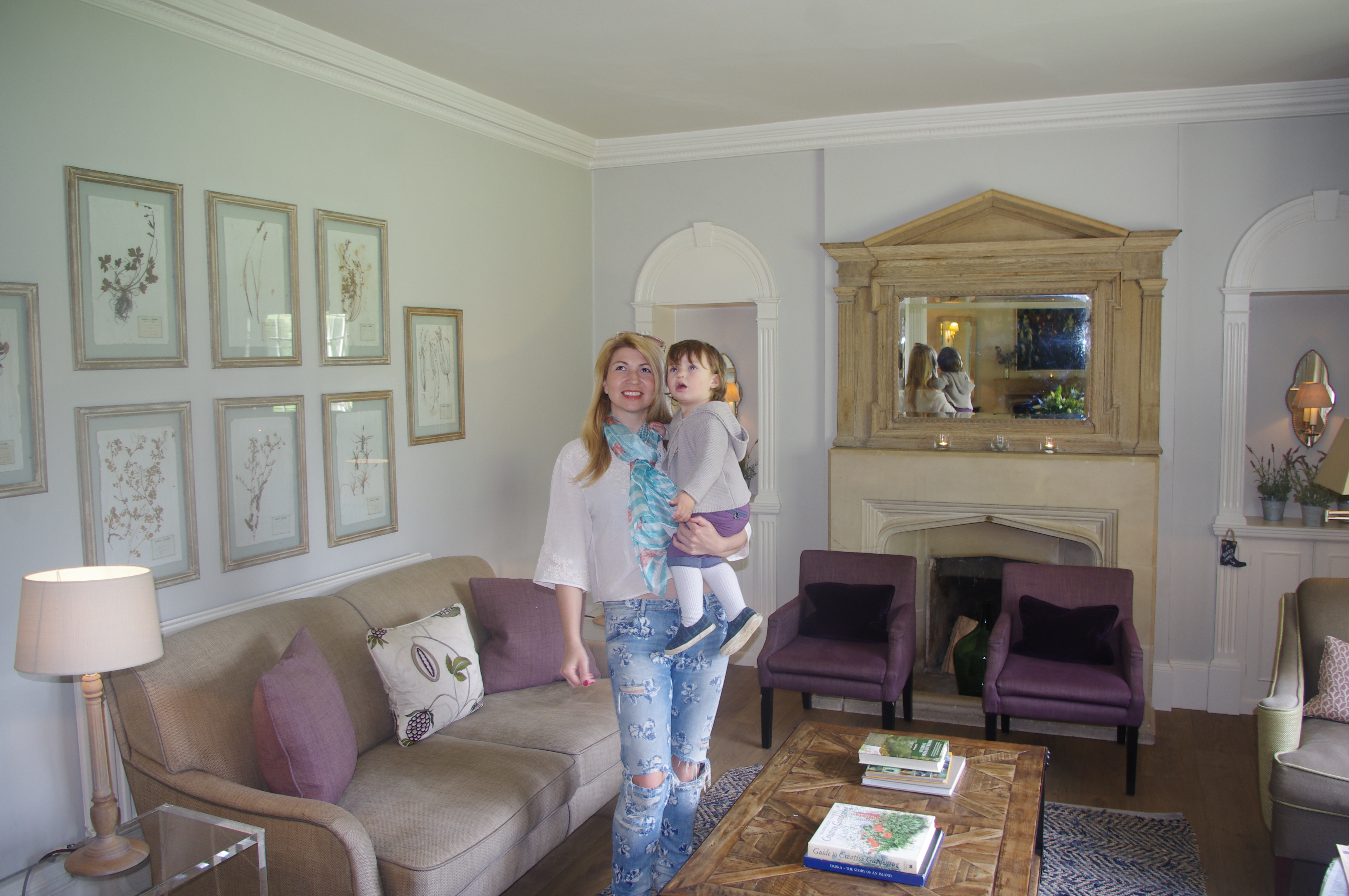 Valentines with kids: Cotswolds
