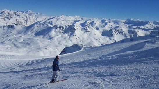 Best ski resorts in Europe Tignes