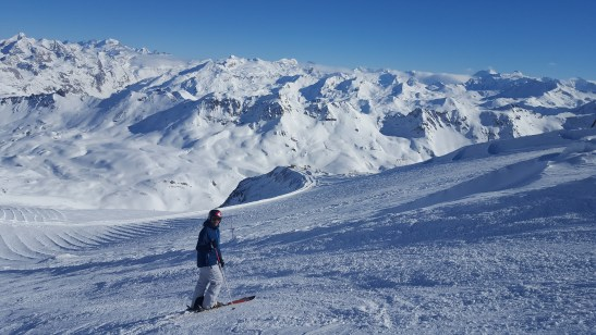 Best ski resorts in Europe Tignes