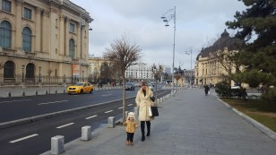 Bucharest with kids
