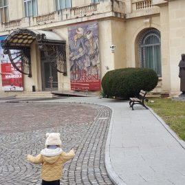 National Musuem of Art Romania
