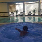 Hilton Bucharest Jacuzzi
