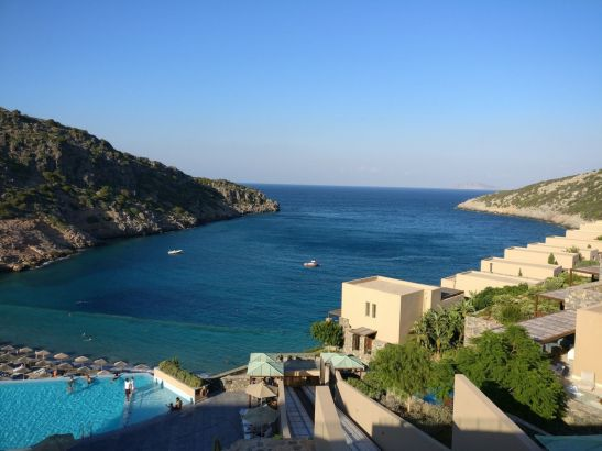 Best hotels in Crete: Daios Cove