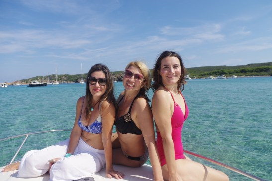 Girls getaway Menorca