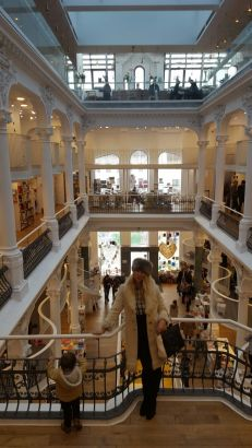 Carturesti bookshop Bucharest