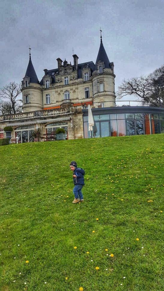 Chateau La Tortiniere