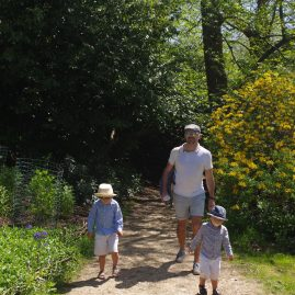 Day out with kids: Claremont National Trust