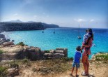 Favignana with kids
