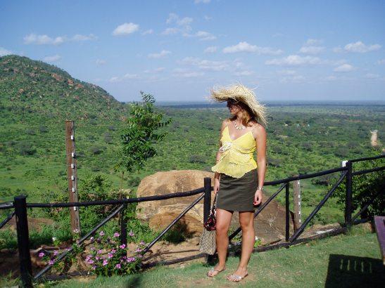 Lions Hill Safari Lodge, Tsavo East safari