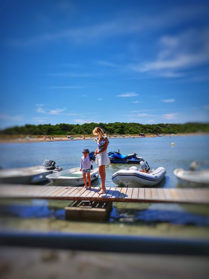 Time in Menorca for families