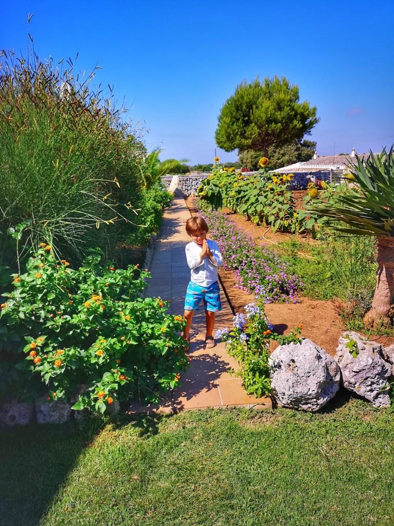 Llucmacanes Gran - agroturismo Menorca Es Grau Menorca - Best places in Menorca for families