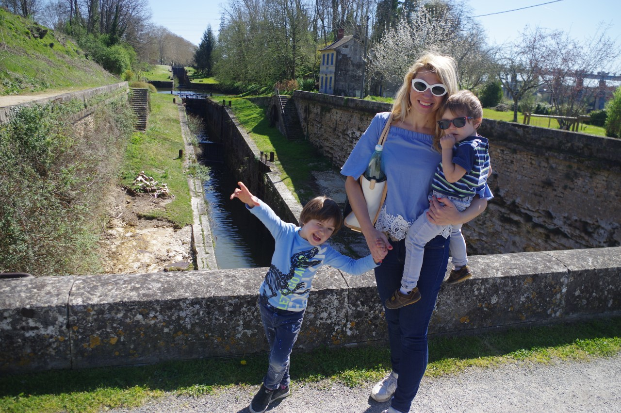 family holidays in the Dordogne
