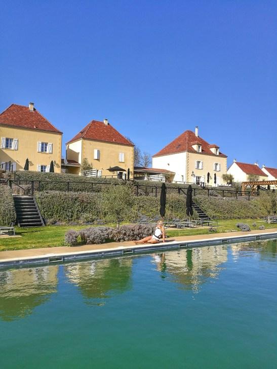 chateau hotel Perigord