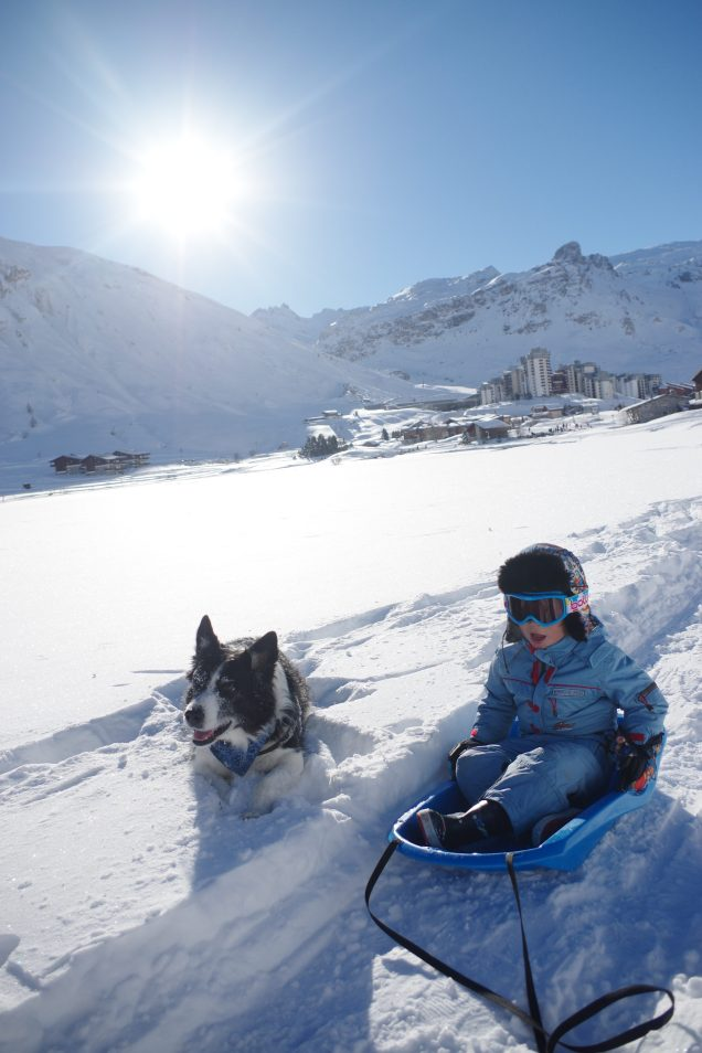 family ski holidays with childcare