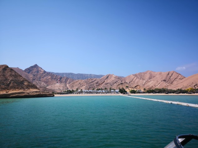 Best beaches in Muscat