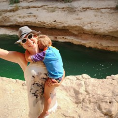Oman in 10 days: Wadi Shab