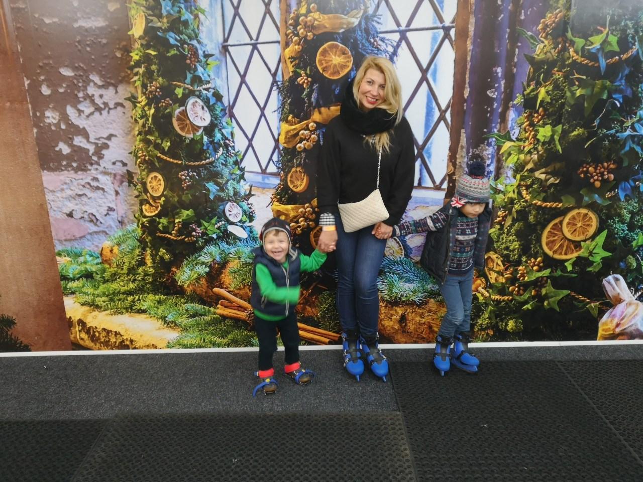 Iceskating at Royal Palaces: HCP