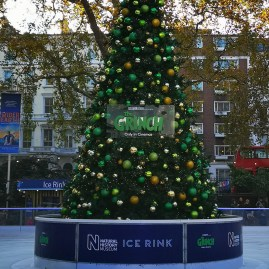 Christmas at NHM Ice Rink
