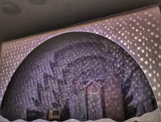 Children's christmas shows London : The Snowman Peacock Theatre