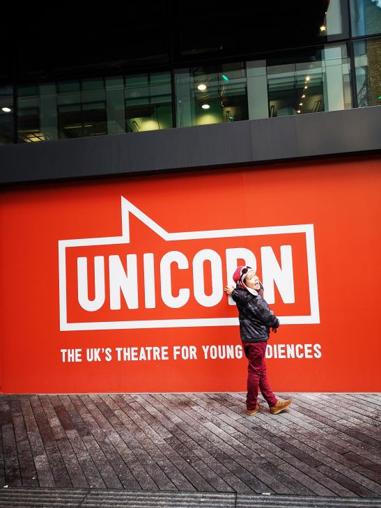 Unicorn Theatre London Bridge