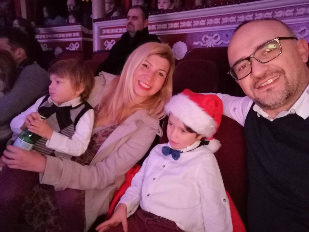 My Christmas orchestral adventures
