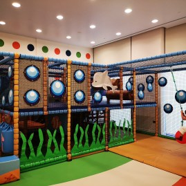 Kempinski hotel Muscat kidsclub