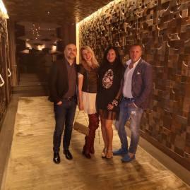Nobu Vegas lounge