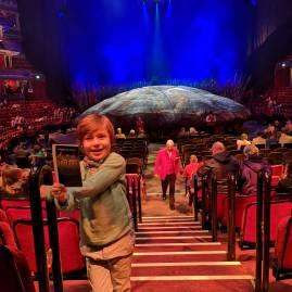 Totem Cirque du Soleil London