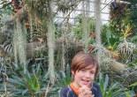 Cultured Kids #40 Orchids festival Kew gardens