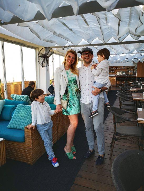 Sunset Mediterranean - Alexander hotel Tel Aviv