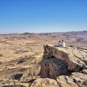 Mitzpe Ramon Israel - perfect stopover Israel road trip