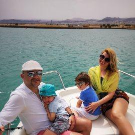 Read Sea Jordan sailing - Jordan adventure holidays