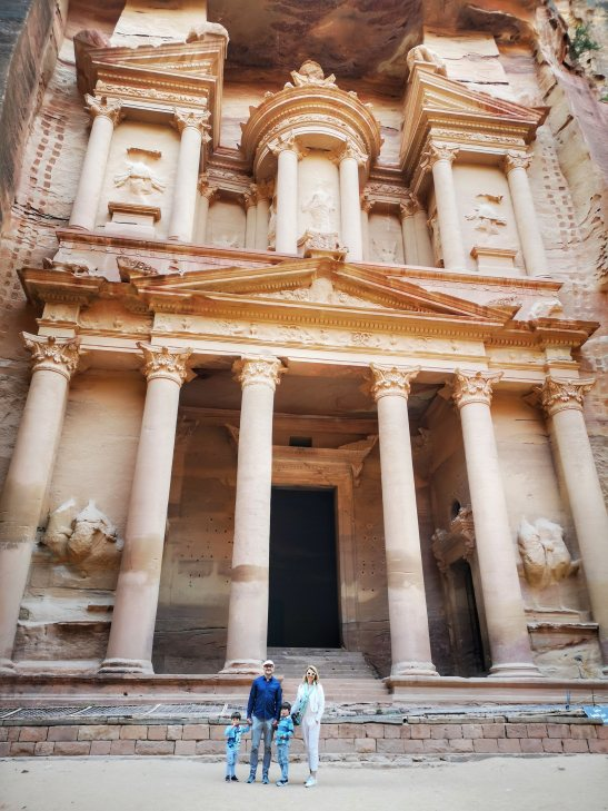 Jordan adventure holidays - Petra
